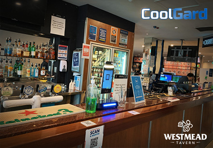CoolGard Westmead Tavern AI facial recognition