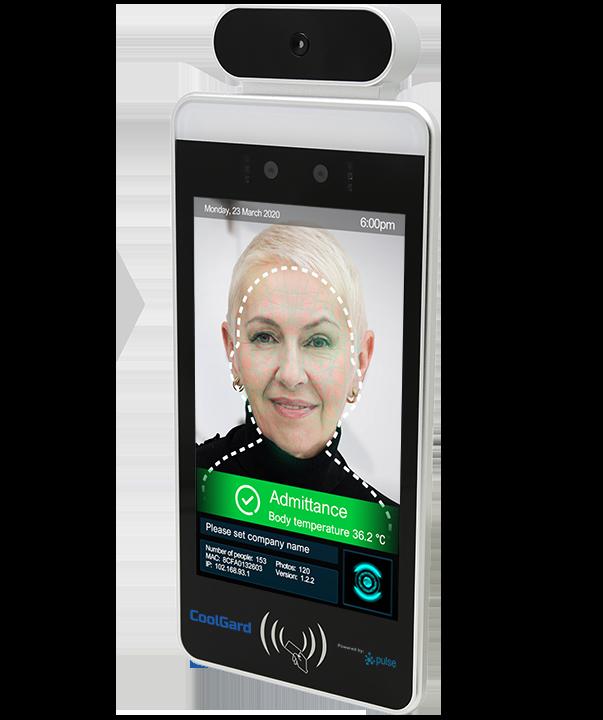 CoolGard facial recognition AI aged facility